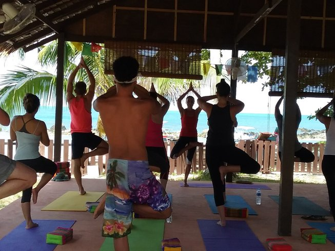 4 Days Meditation and Rejuvenation Yoga Retreat in Thailand