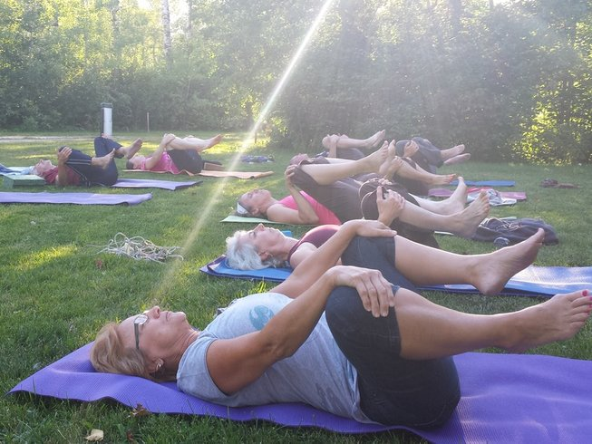 4 Days Be Where You Are Yoga Retreat in Canada