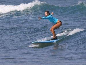 3 Tage Surfcamp für alle Level bei La Cabane am Balangan Beach, Bali