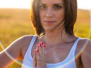 8-Daagse Zelf-Transformatie Meditatie en Yoga Retreat in Badung, Bali