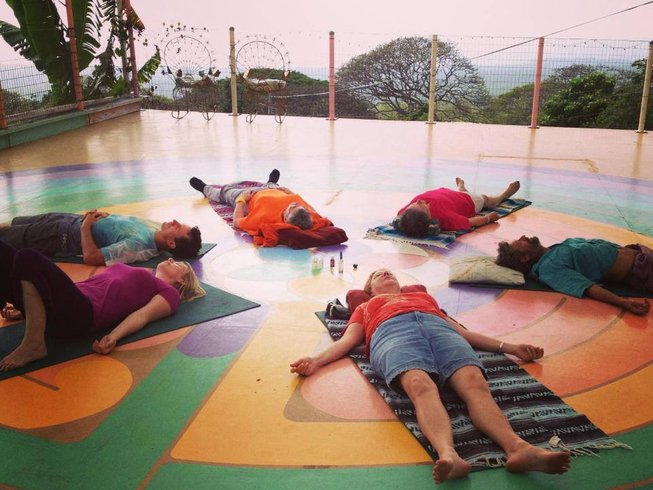 8 Days All the Frills Meditation Yoga Retreat in Mexico