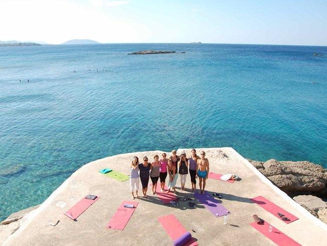 49-Daagse 500-urige Yoga Docententraining in Griekenland