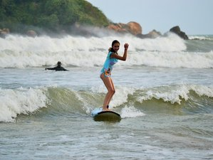 7 Days Breathtaking Surf Camp in Pelena, Weligama, Sri Lanka