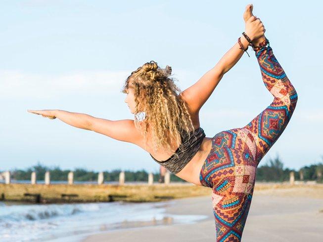 16 Tage 200-Stunden 5 Sterne Yogalehrer Ausbildung in Portland, Jamaika