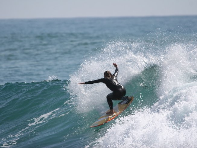 8 Days Surf Coaching Camp in Tamraght, Morocco