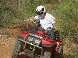 5 Day Pyrenees Quad Bike Guided Tour in Spain and Andorra