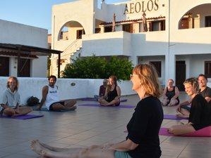 8 Day Hatha Yoga and Meditation Holiday at the Beach of Mavrovouni