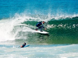 8 Days Surfcamp Portugal for Experienced Surfers