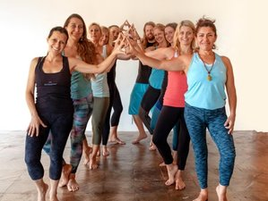 24 Days 500 Hr. RYT Yoga Training in Puerto Vallarta, Mexico