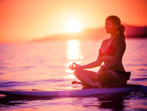 8 Days Luxury SUP Yoga and Meditation Retreat in Ibiza