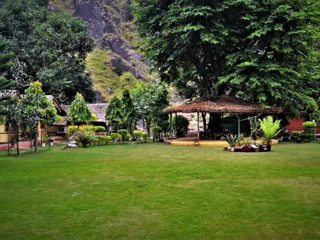 24 Days 200 Hours Yoga Teacher Training in Rishikesh, India