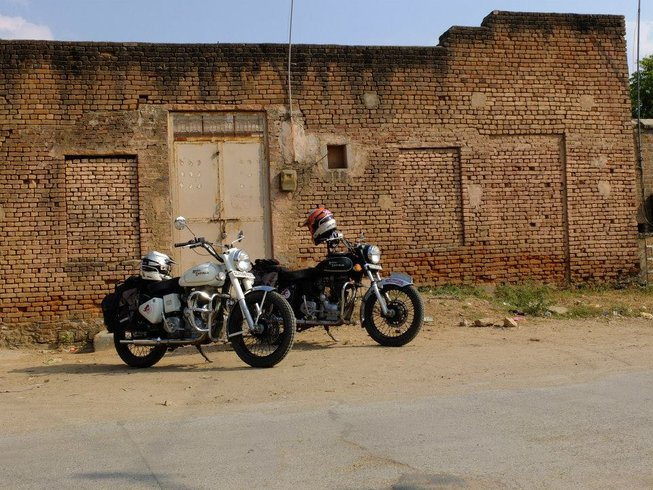 15 Days Guided Motorcycle Tour India