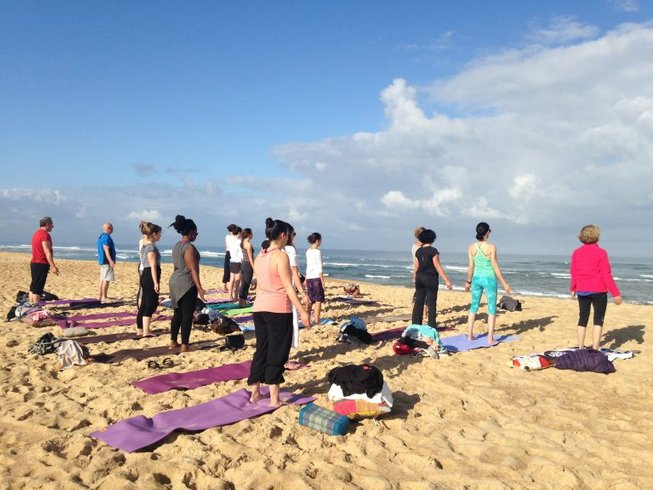 4 jours en stage de yoga, méditation et pranayama dans les Landes, France