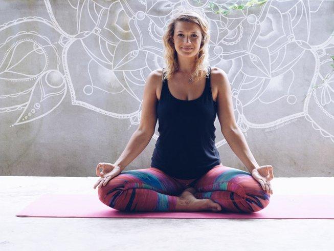 11 Days Meditation and Yoga Retreat in Koh Phangan, Thailand