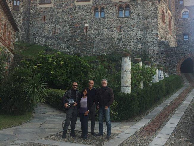 8 Days BMW Italy Motorcycle Tour