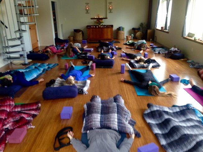 5 Days New Year Pilates, Yoga, and Meditation Retreat in California, USA