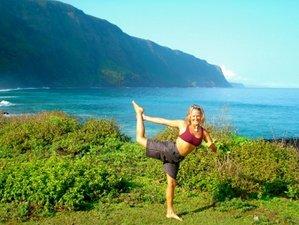 7 Days Surf N Yoga Retreat in Maui, Hawaii