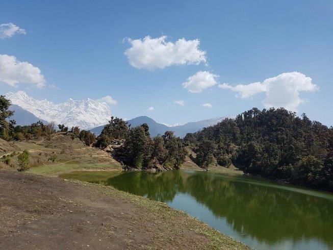 7 Days Himalayas Trekking and Yoga Retreat in Uttarakhand, India
