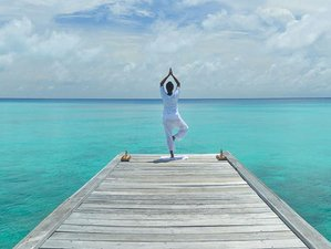 4 Days Rejuvenating Yoga Retreat in Hanimaadhoo, Maldives
