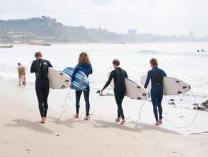 2 Tage Wochenend Surf Camp Kalifornien, USA
