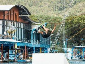 3 Days Wakeboarding Surf Camp Thailand