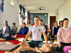 28 Days 300-Hour Dual Style Yoga Teacher Training in Dharamsala, India