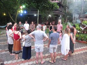 6 Days Family Wellness and Yoga Holiday in Kerala, India