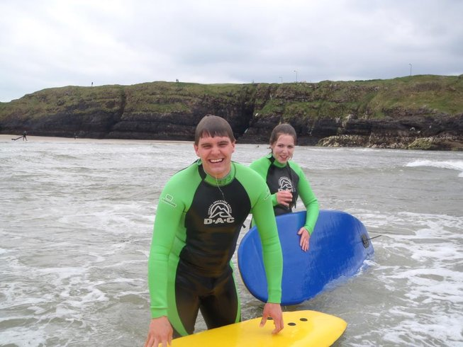 3 Days Exciting Weekend Surf Camp Ireland