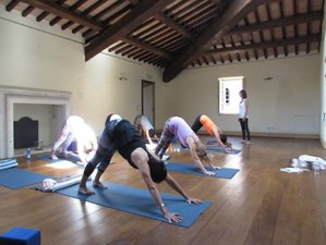 9 Days Yoga Retreat Italy