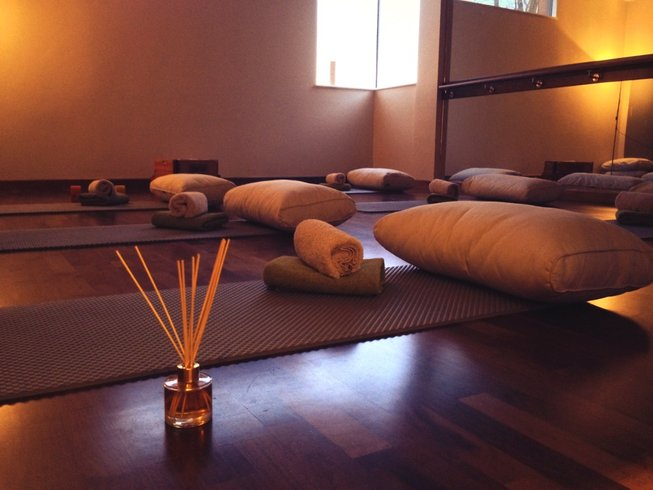 3 Days Luxurious Spa Yoga Retreat in England