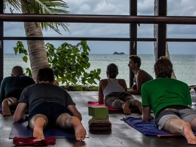 8 Days Love, Gratitude, and Freedom Meditation & Yoga Retreat Thailand