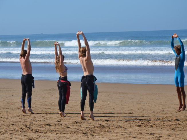 8 Days Surf Camp in Tamraght, Morocco