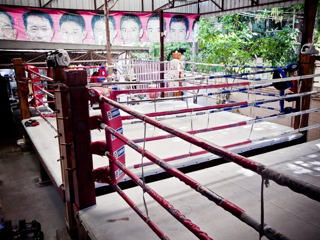 1 Week Muay Thai Training in Bangkok, Thailand