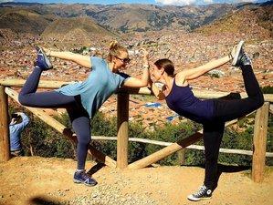 4 Day Sacred Valley Wellness and Yoga Retreat in Urubamba, Cusco