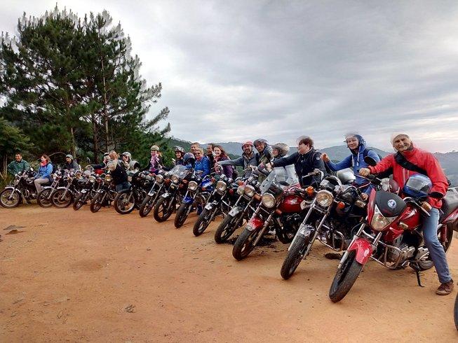 3 Days Da Lat to Nha Trang Motorcycle Tour Vietnam