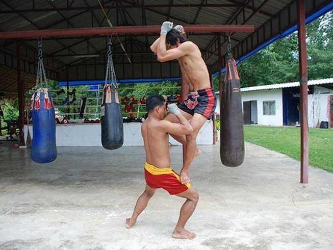 1 Month of Muay Thai in Pai, Chiang Mai, Thailand