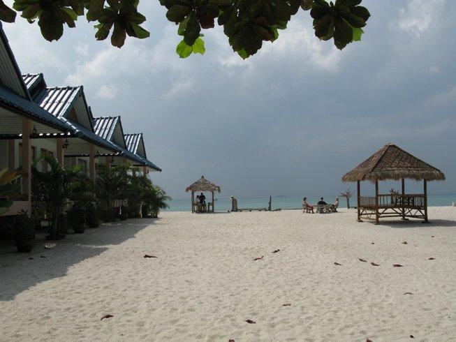 7 Tage Hatha Yoga Retreat in Koh Phangan, Thailand