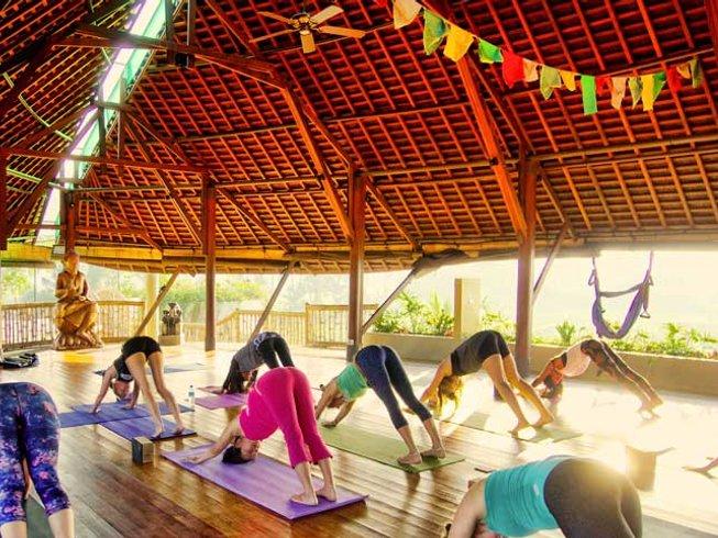 8 Days Food and Yoga Retreat Bali