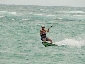 4 Days Bantayan Beginner's Kitesurf Camp in Cebu, Philippines