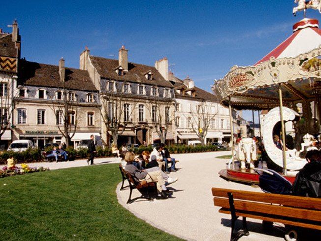 4 Days Cooking Holidays in Burgundy, France