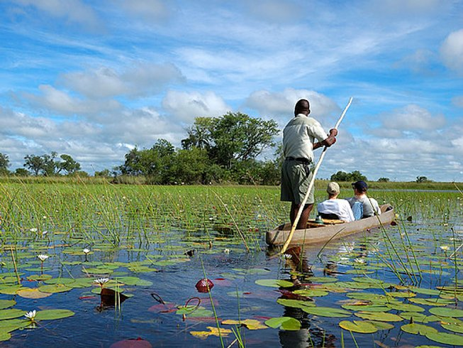 7 Days Breathtaking Safari in Botswana