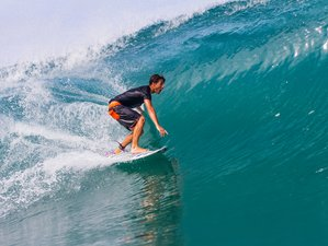 7 Days Pristine Surf Camp in Aceh, Indonesia