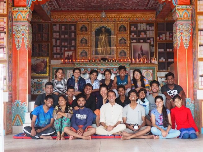 5 Months 1100-Hour Yoga Teacher Training India