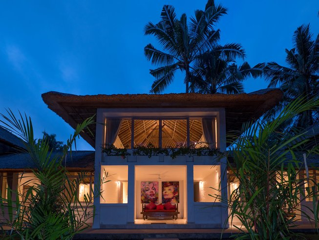 8 Days New Year's Detox and Yoga Retreat in Bali, Indonesia