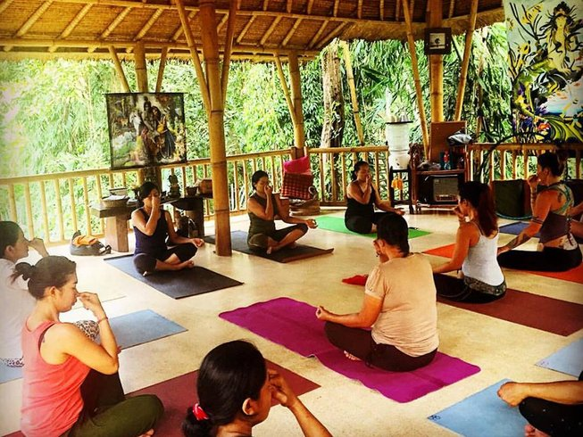 8 Days Wellness Yoga Retreat in Bali