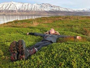 8 Days Adventure Yoga Retreat with Kathy Parsons in Akureyri, Northern Iceland