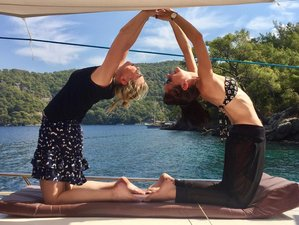 7 Days Yin & Yang Yoga Retreat Faralya, Turkey