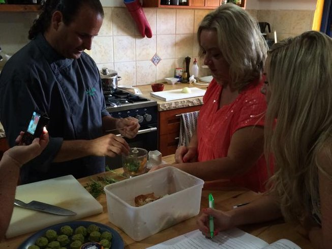 8 Days Culinary Vacation in Israel with Moshe Malka