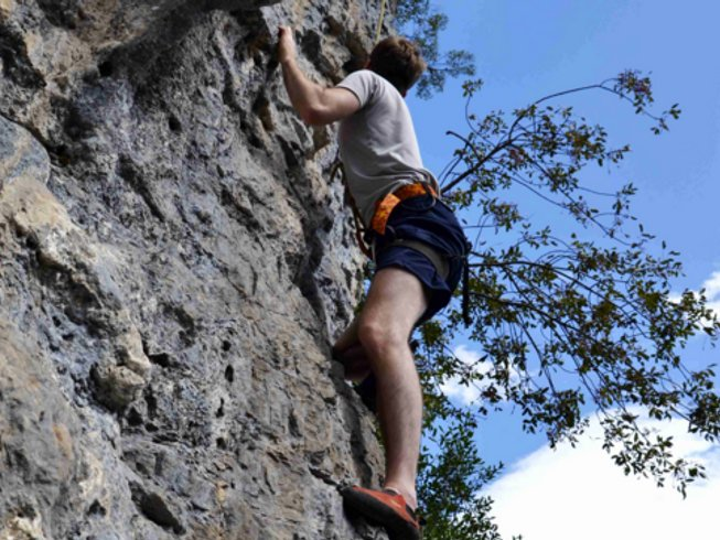 6 Days Exciting Rock Climbing and Yoga Retreat in Asturias, Spain