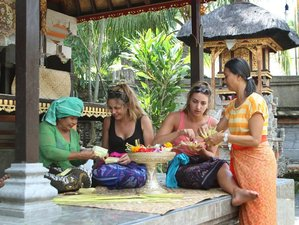 4-Daagse Helende Yoga Retraite in Bali, Indonesië